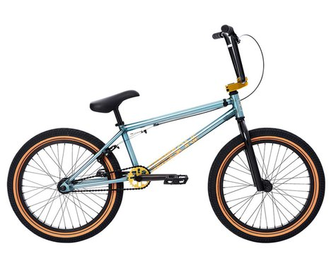 "Fit Bike Co 2021 Series One BMX Bike (SM) (20.25"" Toptube) (Trans Ice Blue)"