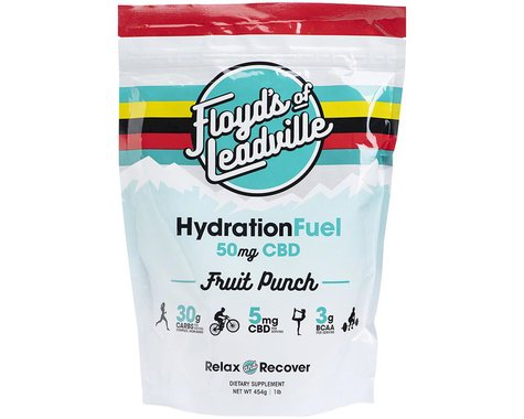Floyd's of Leadville CBD Hydration Fuel (Fruit Punch) (16oz)