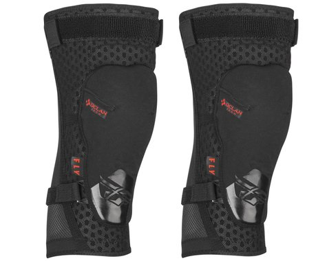 Fly Racing Cypher Knee Guards (Black) (S)