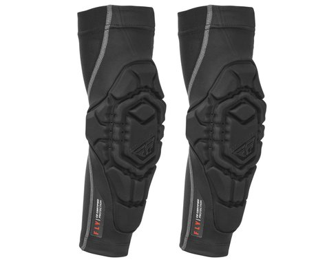 Fly Racing Barricade Lite Elbow Guards (Black) (S)
