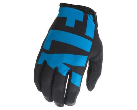 Fly Racing Media Cycling Glove (Blue/Black)
