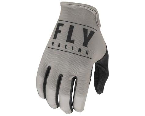 Fly Racing Media Gloves (Grey/Black) (XL)