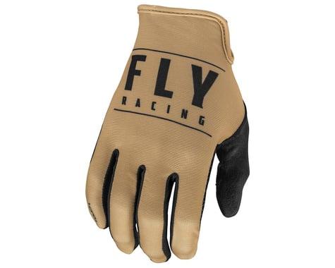 Fly Racing Media Gloves (Khaki/Black) (XL)