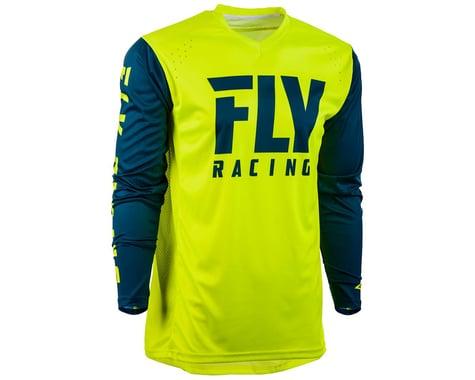 Fly Racing Radium Jersey (Hi-Vis/Navy)