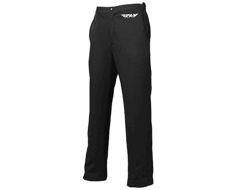 Fly Racing Mid Layer Pant (Black) (XL)