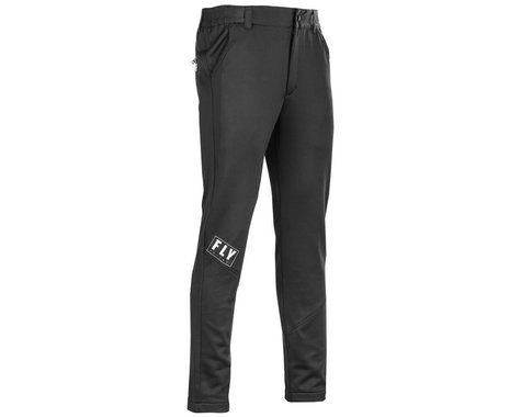 Fly Racing Mid-Layer Pants (Black) (L)