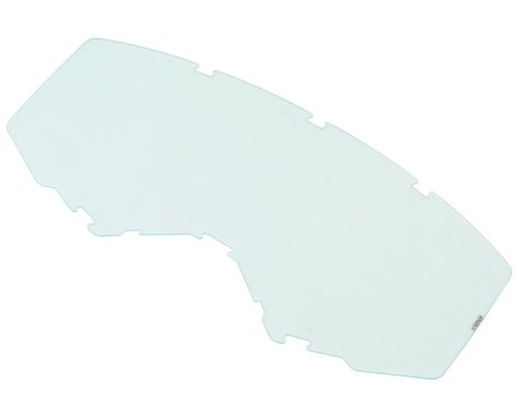 Fly Racing Single Goggle Lens (Clear) (Zone/Focus) (w/o Post)