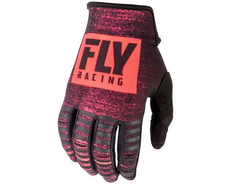 Fly Racing Kinetic Noiz Mountain Bike Glove (Neon Red/Black)