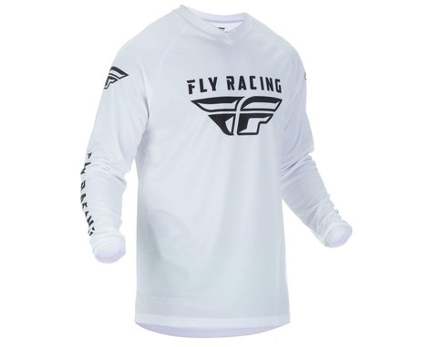 Fly Racing 2019 Universal Jersey (White)