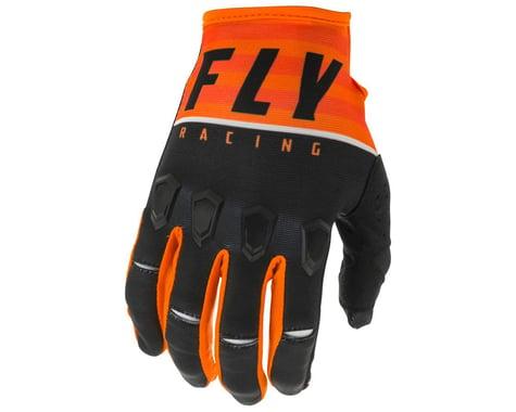 Fly Racing Kinetic K120 Gloves (Orange/Black/White)