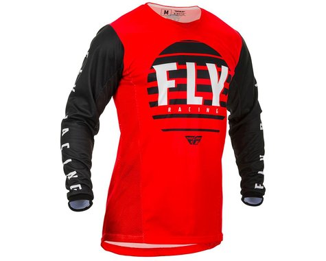 Fly Racing Kinetic K220 Jersey (Red/Black/White)