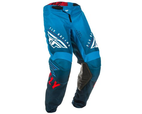 Fly Racing Kinetic K220 Pants (Blue/White/Red) (30)
