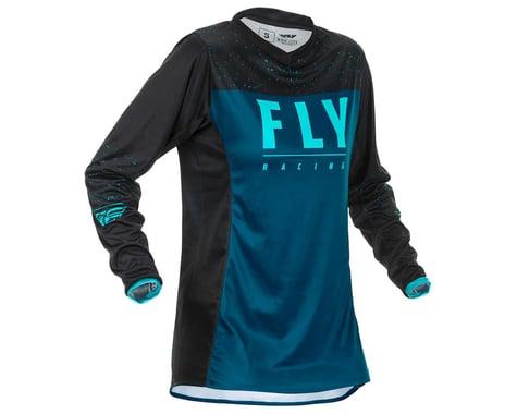 Fly Racing Women's Lite Jersey (Navy/Blue/Black)