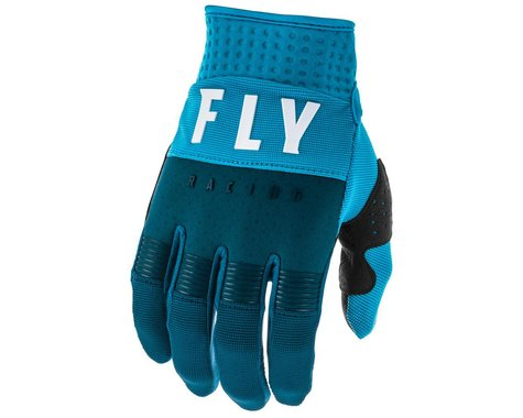 Fly Racing F-16 Gloves (Navy/Blue/White) (Youth 2XS)