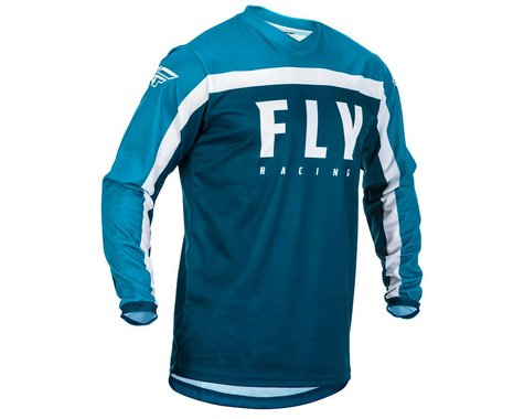 Fly Racing F-16 Jersey (Navy/Blue/White)