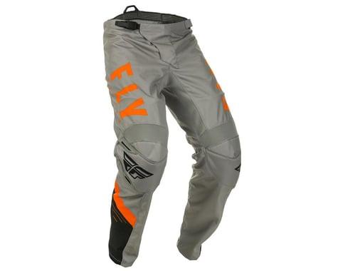 Fly Racing Youth F-16 Pants (Grey/Black/Orange) (18)