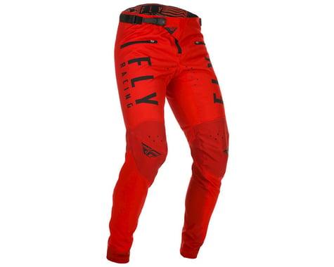 Fly Racing Kinetic Bicycle Pants (Red) (34)