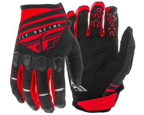 Fly Racing Kinetic K220 Gloves (Red/Black/White)