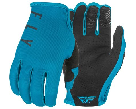 Fly Racing Lite Gloves (Blue/Grey) (XS)
