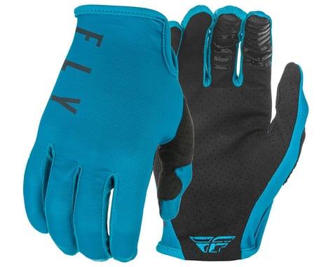 Fly Racing Lite Gloves (Blue/Grey) (2XL)