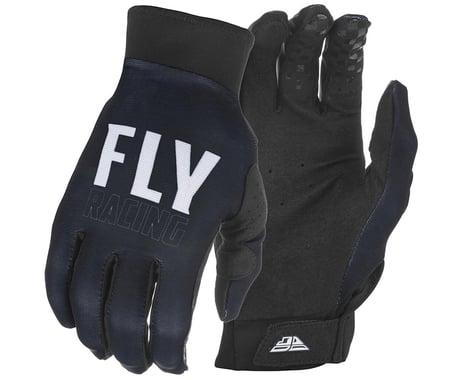 Fly Racing Pro Lite Gloves (Black/White) (L)