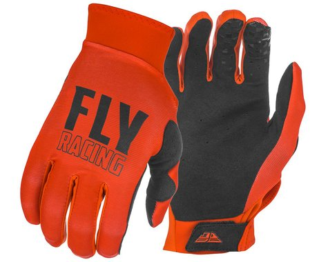 Fly Racing Pro Lite Gloves (Red/Black) (XL)