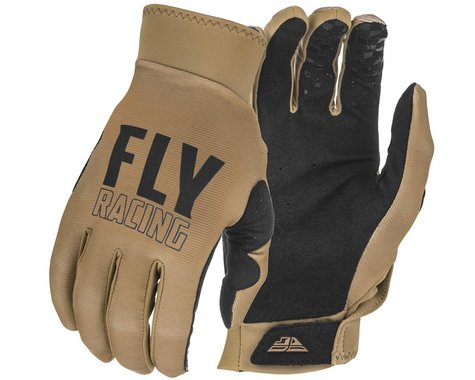 Fly Racing Pro Lite Gloves (Khaki/Black) (XS)