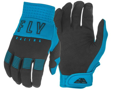 Fly Racing F-16 Gloves (Blue/Black) (S)
