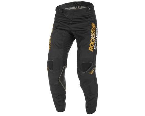 Fly Racing Kinetic Rockstar Pants (Black/Gold) (38)
