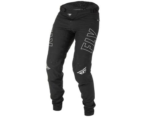 Fly Racing Youth Radium Bicycle Pants (Black/White) (22)