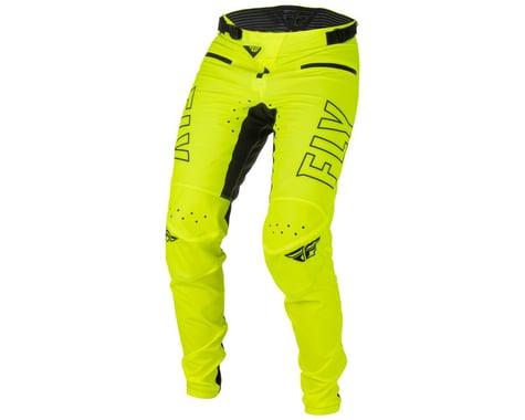Fly Racing Youth Radium Bicycle Pants (Hi-Vis/Black) (22)