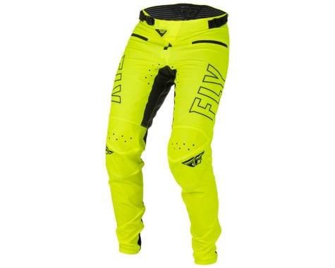 Fly Racing Youth Radium Bicycle Pants (Hi-Vis/Black) (24)