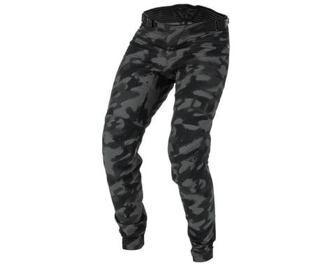 Fly Racing Youth Radium S.E. Tactic Bike Pants (Black/Grey Camo) (18)
