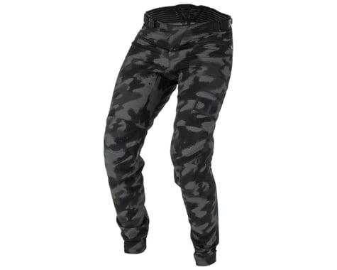Fly Racing Youth Radium S.E. Tactic Bike Pants (Black/Grey Camo) (22)