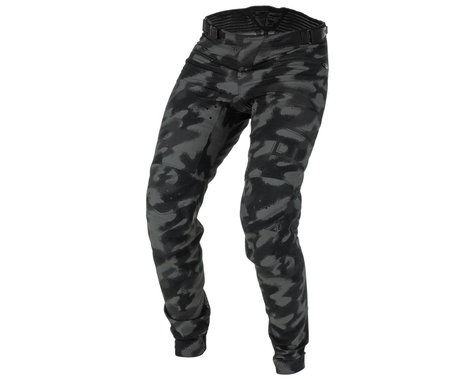 Fly Racing Youth Radium S.E. Tactic Bike Pants (Black/Grey Camo) (26)