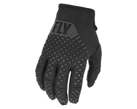 Fly Racing Kinetic Gloves (Black) (L)