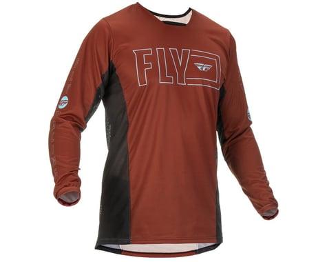 Fly Racing Kinetic Fuel Jersey (Rust/Black) (S)