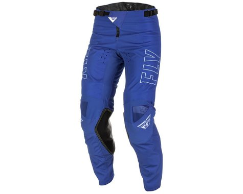 Fly Racing Kinetic Fuel Pants (Blue/White) (28)
