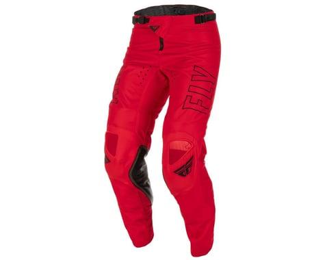 Fly Racing Kinetic Fuel Pants (Red/Black) (28)