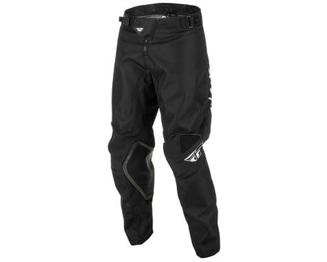 Fly Racing Youth Kinetic Rebel Pants (Black/White) (22)