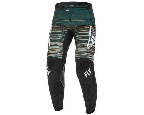 Fly Racing Kinetic Wave Pants (Black/Rum) (28)