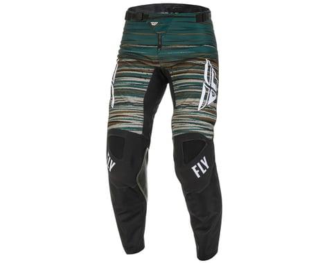 Fly Racing Kinetic Wave Pants (Black/Rum) (38)