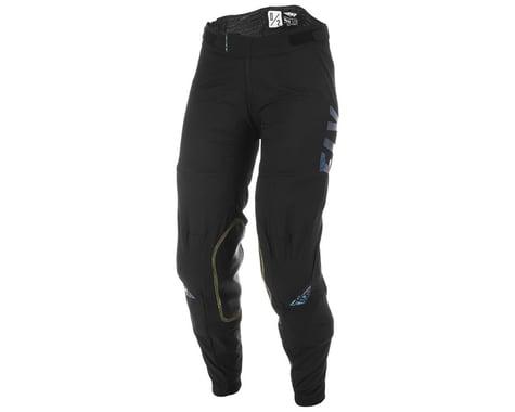 Fly Racing Women's Lite Pants (Black/Aqua) (0/2)