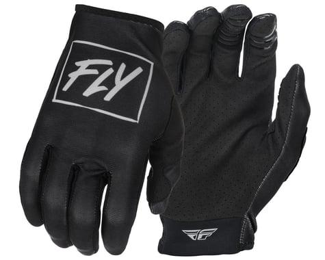 Fly Racing Lite Gloves (Black/Grey) (M)