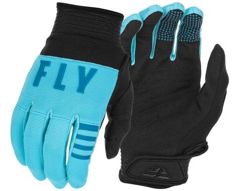 Fly Racing F-16 Gloves (Aqua/Dark Teal/Black) (3XL)