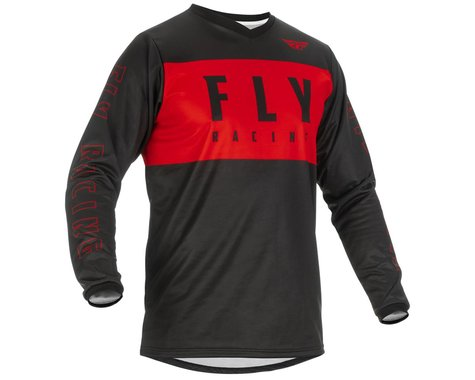 Fly Racing F-16 Jersey (Red/Black) (S)
