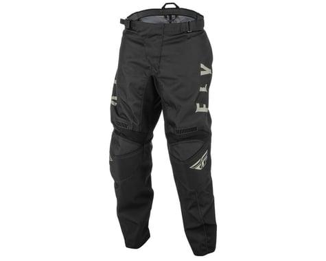 Fly Racing Youth F-16 Pants (Black/Grey) (18)