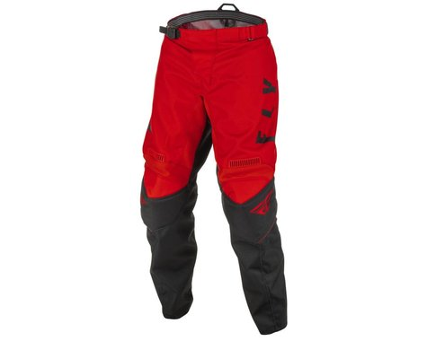 Fly Racing Youth F-16 Pants (Red/Black) (18)