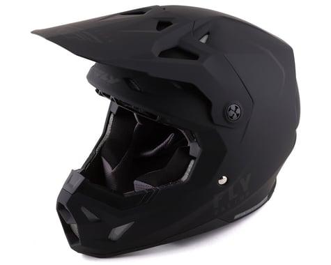 Fly Racing Formula CP Solid Helmet (Matte Black) (M)