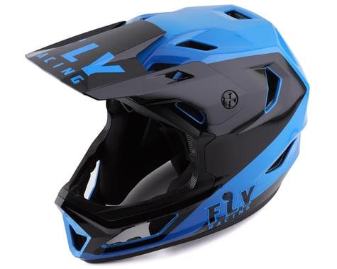 Fly Racing Rayce Helmet (Black/Blue) (XS)